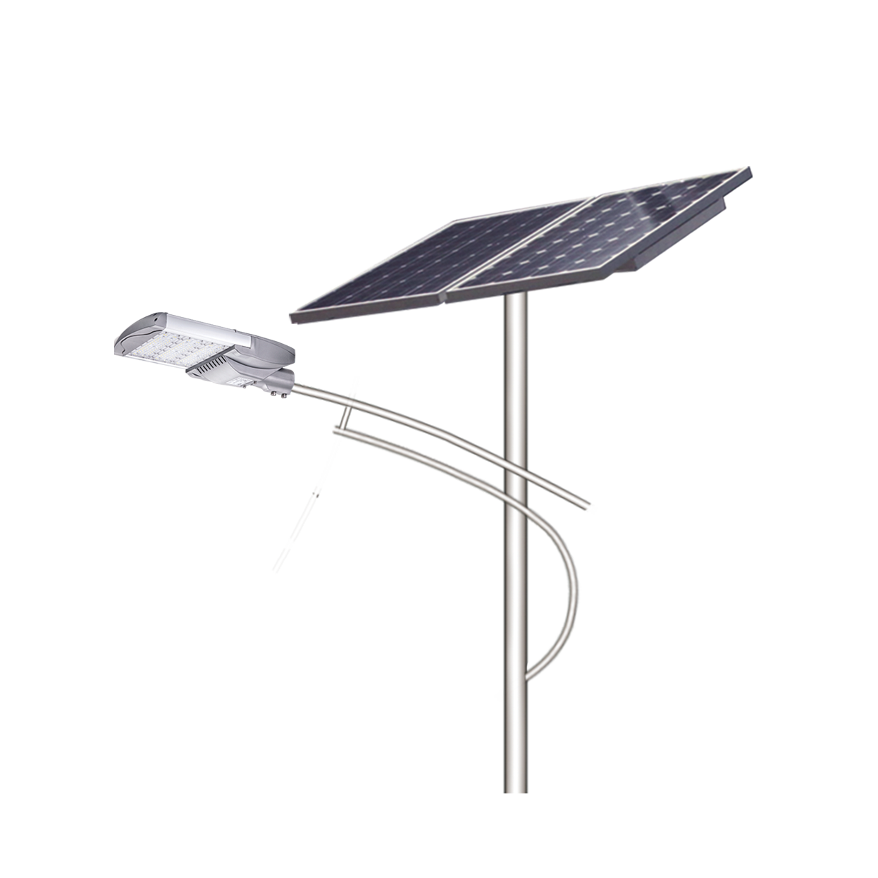 split type solar street light