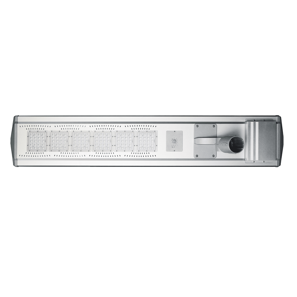 Solar LED Street Light bottom view 5050 S3 series 100W