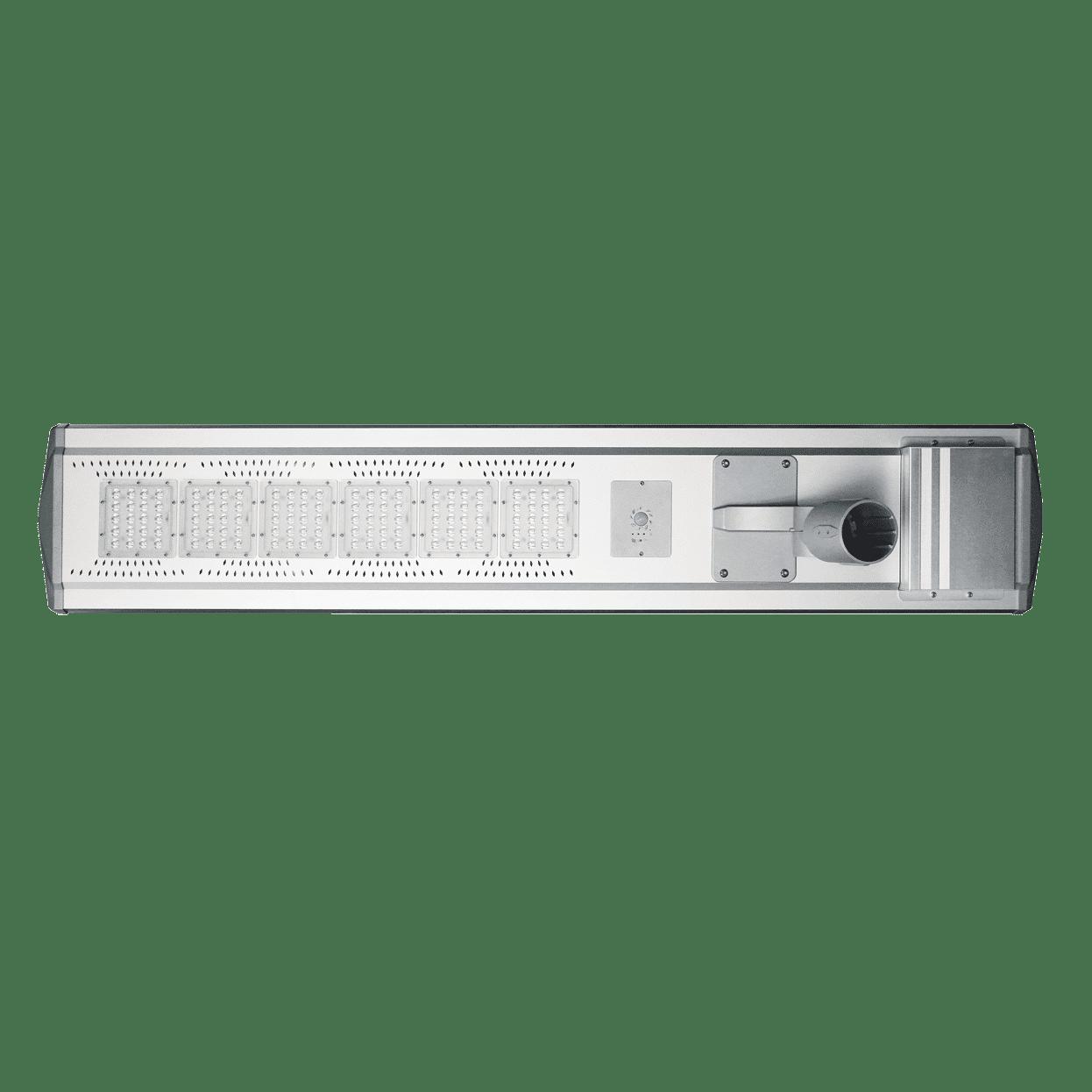 Solar LED Street Light bottom view 5050 S3 series 100W