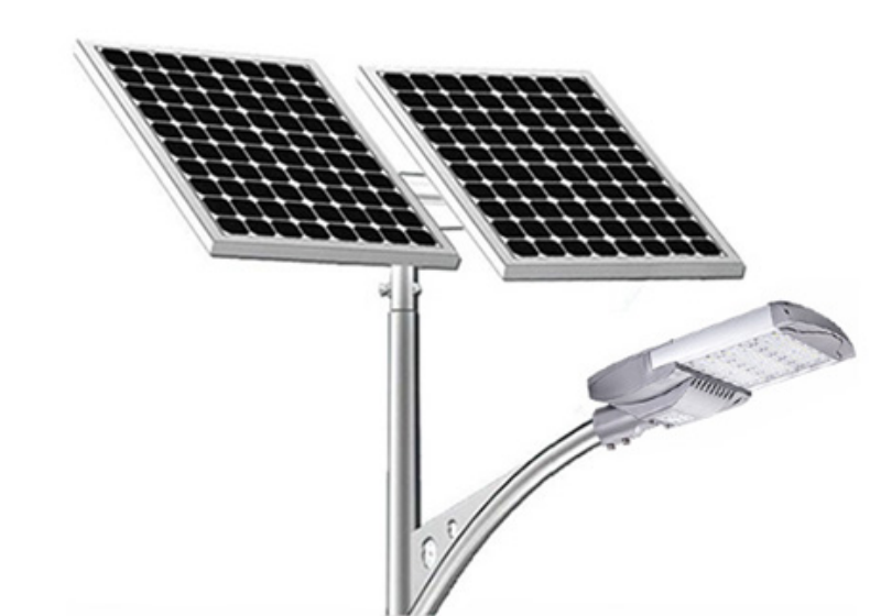 100w Lámpara solar vial