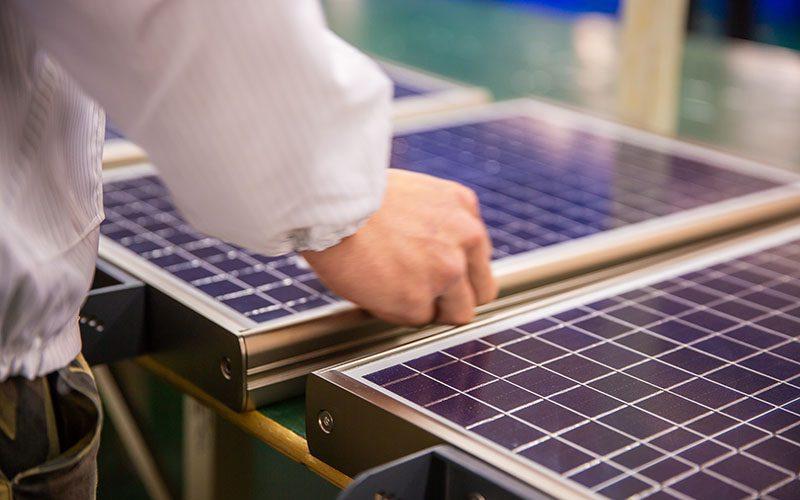 solar street light factory