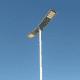 100w solar street light