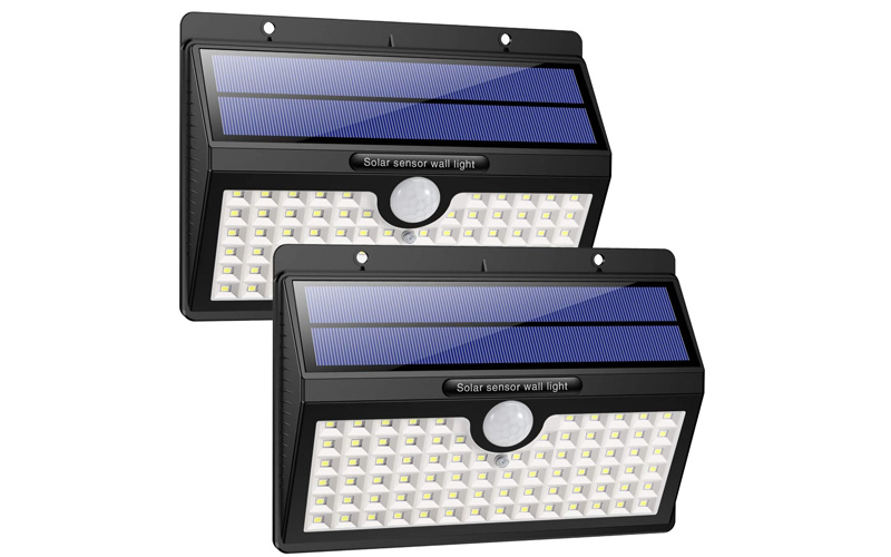 led solar spotlight
